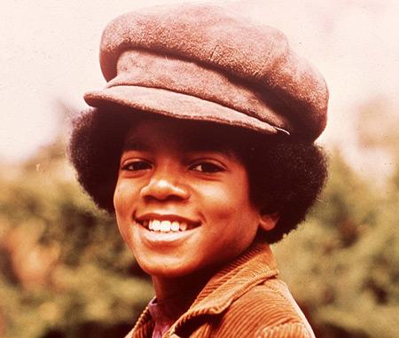 Michael Jackson hồi nhỏ